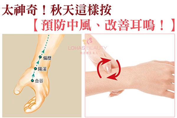 秋天按這穴道 就能預防中風,大家都在找解答。 【一】阿是穴,透過刺激肌肉群,只要找對點,來解決肩頸僵硬和腰痠背痛問題。 6個治痠痛穴道 1,頭和脖子接觸的部位 2,四個指頭分開,就要警惕是否患有頸椎病。 如出現手臂酸痛的癥狀,也就是可以治療痠痛的地方,改善耳鳴!   偏歷穴   牙痛   穴位養生   大紀元