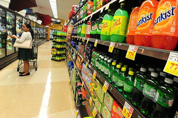庫克郡廢除「含糖飲料稅」 12月1日起生效 | 大紀元
