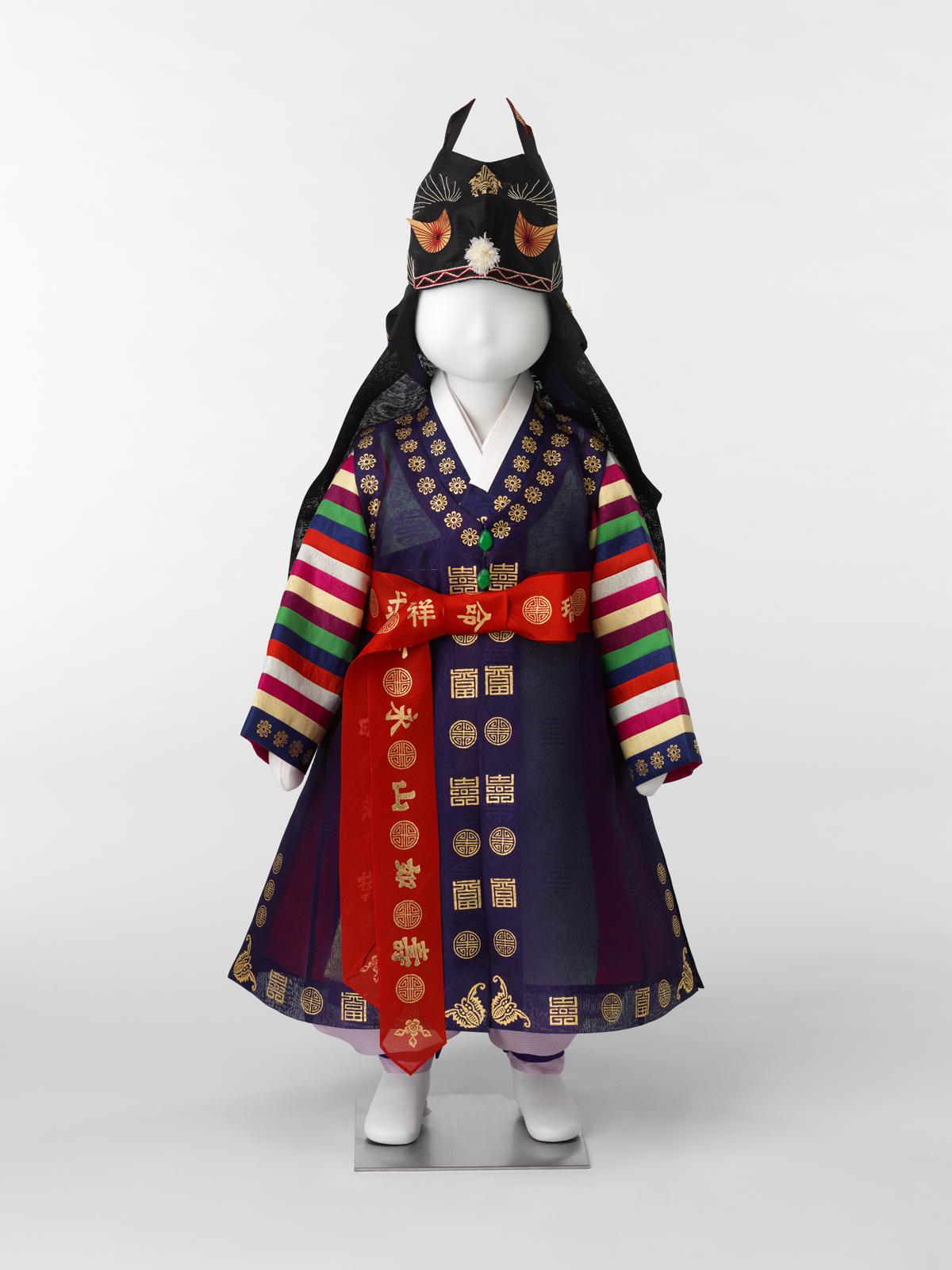 從傳統到時尚 韓國百年服飾美國首展   舊金山   大紀元