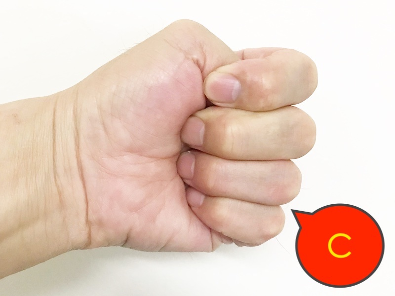 1秒見真章:握拳方式透露你是什麼樣的人 | 日本武士 | 性格 | 領導 | 大紀元