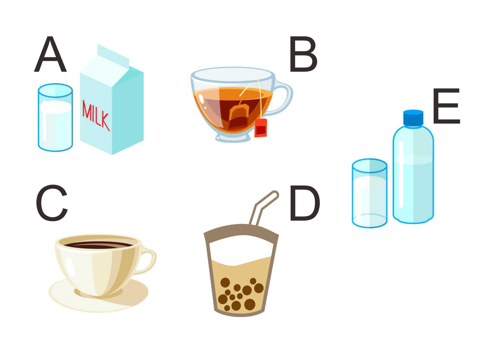 心理測驗:來杯飲品解渴 測在愛情中的態度 | 個性 | 戀愛 | 口渴 | 大紀元