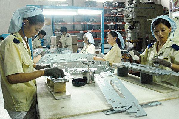 陳思敏:東莞60天內2000多家工廠關停的背後 | 中國房市 | 工廠倒閉 | 大紀元