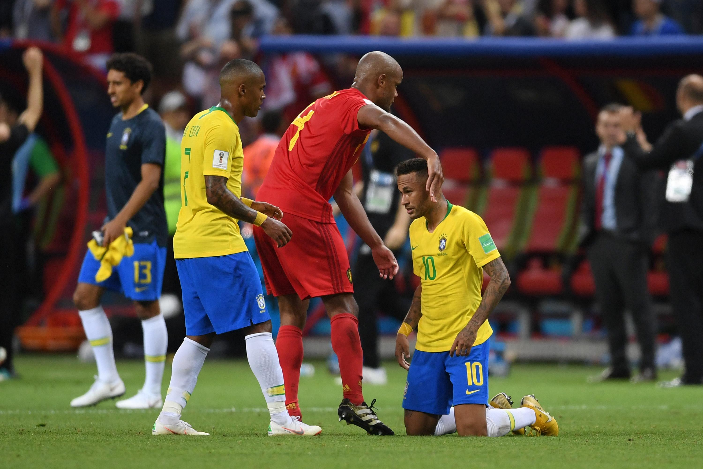 比利時2:1勝巴西 世界盃變歐洲盃 | 世界盃1/4決賽 | 大紀元