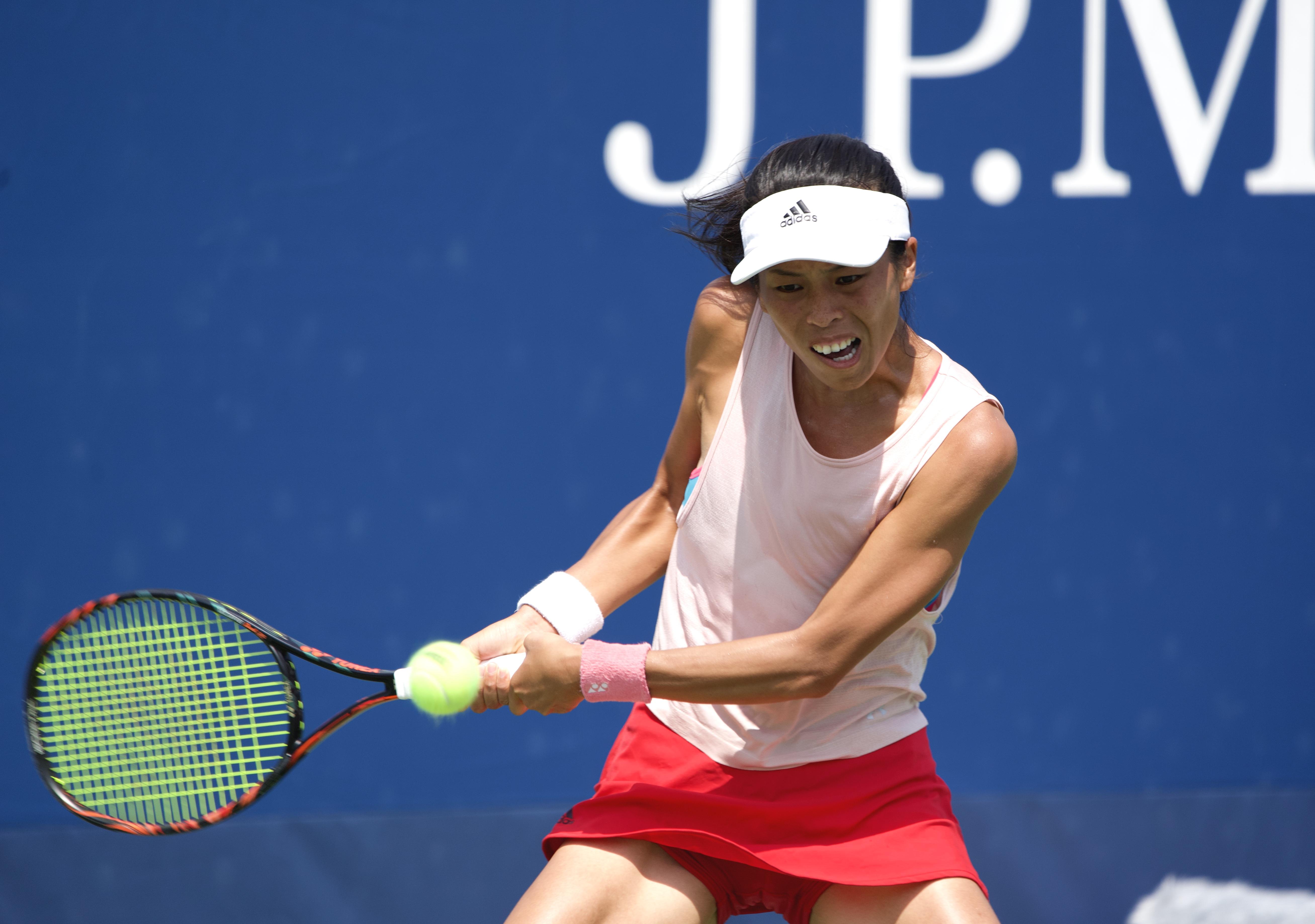 睽違六年 謝淑薇再次進美網女單64強 | 大滿貫賽 | 大紀元