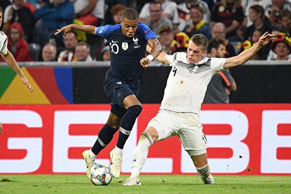 歐洲國家聯賽:德國法國打頭陣造勢登場 | 歐聯賽 | 足球 | 大紀元