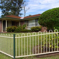 Backyard Kitchen Designs Rustic Wood Island 带后院的独立房仍是澳洲家庭的梦想 悉尼居民 公寓房 大纪元