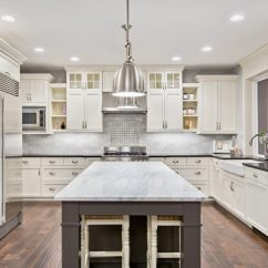 Designing Kitchens Stacked Stone Outdoor Kitchen 厨房装修与温馨浪漫的家 下 厨房设计 厨房格局 湾区设计师 大纪元