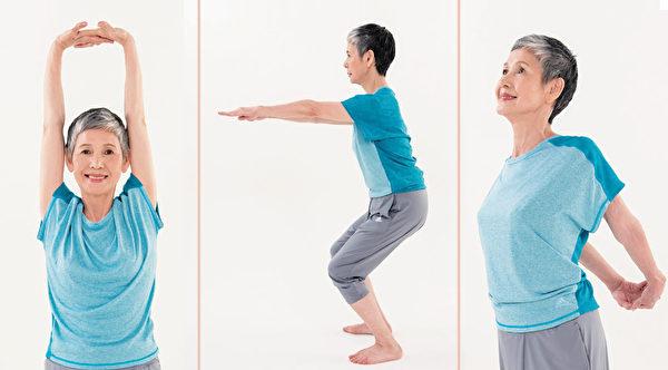早上血壓易升高 起床2個動作降血壓 | 降血壓運動 | 降血壓操 | 血管年齡 | 大紀元