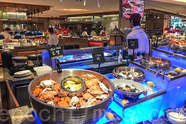white kitchen buffet showrooms ma 香格里拉海鲜自助餐 cafe kool 米芝gi周记 大纪元