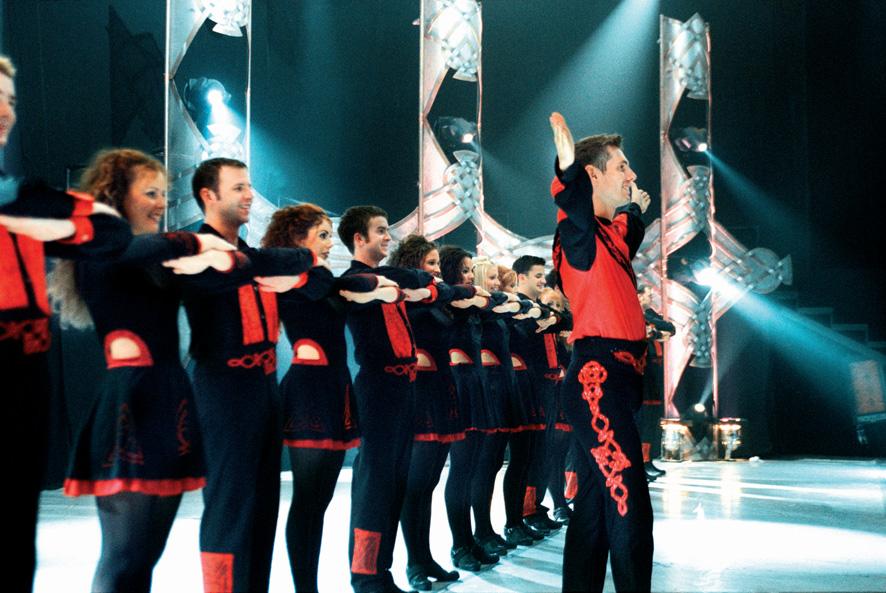 愛爾蘭踢踏舞劇《火焰之舞》週末林口演出 | 麥可佛萊利 | 大紀元