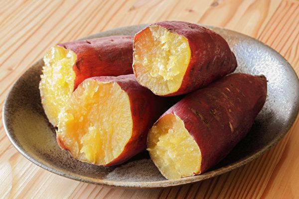「近乎完美的食物」地瓜 吃對方法更養生 | 中醫 | 蕃薯 | 大紀元