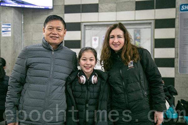 全美花滑錦標賽冠軍華裔小將 夢想參加冬奧會   美國花樣滑冰錦標賽   劉美賢   女子冠軍   大紀元