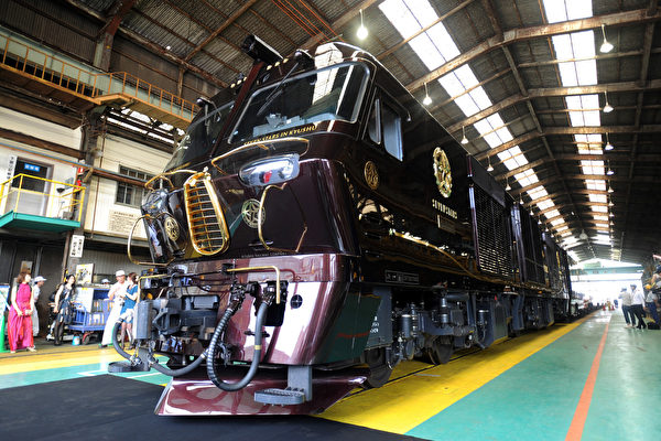 組圖:隨寢臺列車來一趟難忘的日本旅行 | 臥鋪列車 | 大紀元