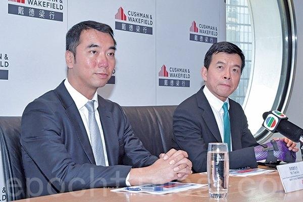 香港生活費首次躍居全球最貴城市   香港樓價   戴德梁行   經濟學人智庫   大紀元