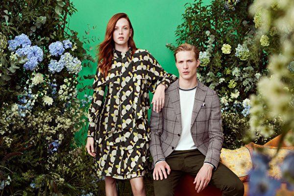 英國購物指南:30個最受歡迎的英國時裝品牌   英國服裝品牌   英國男女裝品牌,英國購物指南   大紀元