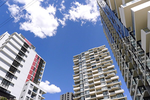 新數據揭 澳洲房價 一些郊區與五年前持平   州府城市   房產市場   大紀元