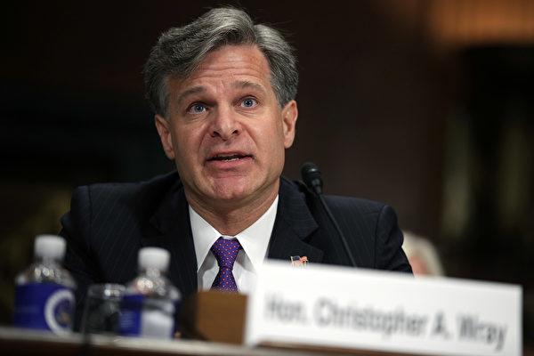 FBI局長:中共派人冒充大學生和學者竊密