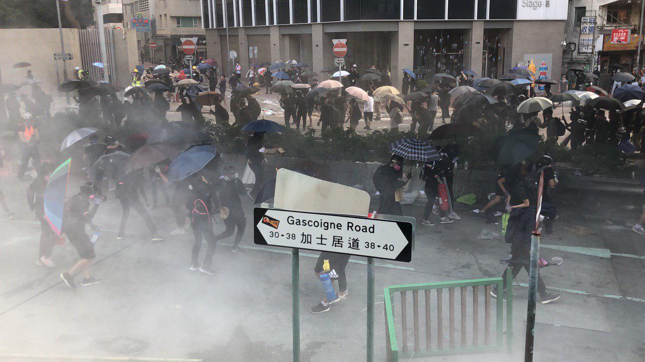 理大最新情況:逾百人繼續留守 糧食無法送達|大紀元時報 香港|獨立敢言的良心媒體