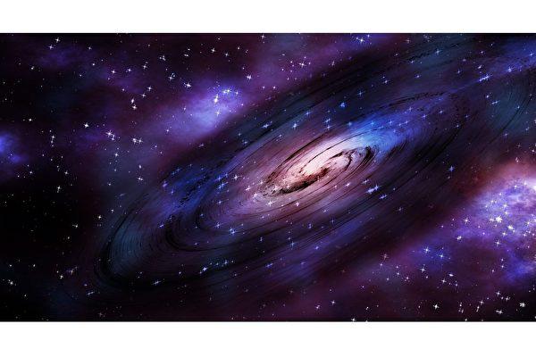 暗物質溫度存在上限?   引力透鏡   大紀元