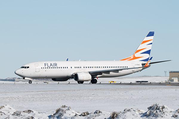 3個月國內任飛 廉價航空推699元旅行證   Flair Airlines   加拿大   大紀元