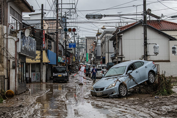 日本九州洪水已致20人死亡 14人失蹤   日本九州水災   熊本縣 ...