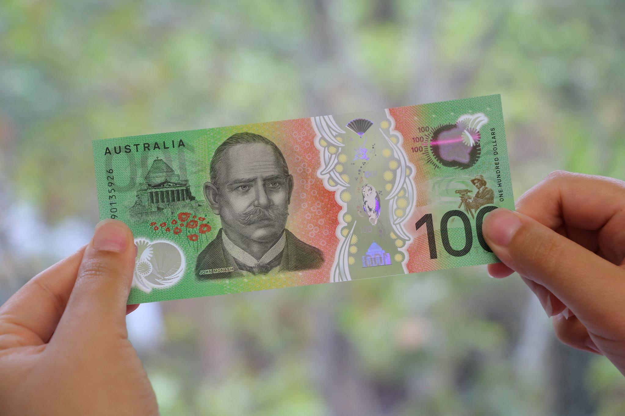 新版百澳元鈔票10月29日正式發行 | 澳洲儲備銀行 | 新版鈔票 | 大紀元