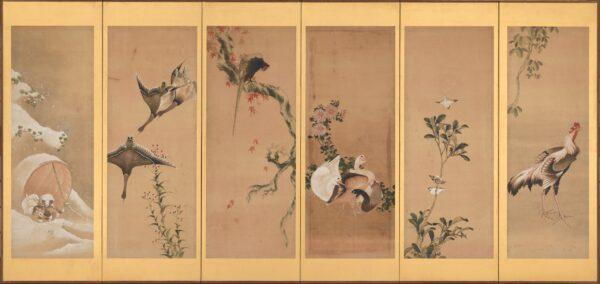 不止於浪:日本浮世繪大師葛飾北齋的繪畫之海 | 神奈川沖浪裏 | 大紀元