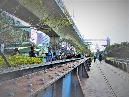 臺中綠空鐵道開幕展 林佳龍:奠定城市新格局   舊城新生   大紀元