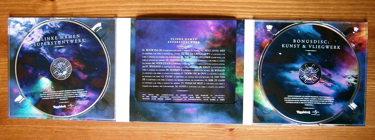 flinke namen superstuntwerk album