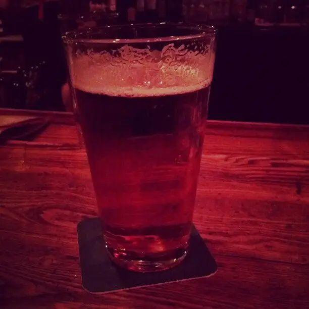 Grendel's Ale at Grendel's Den