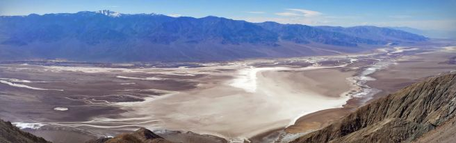 Death Valley and the Badwater Basin