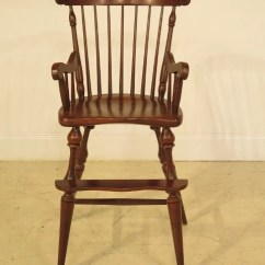 Windsor Chair Kits High Babies R Us Cherry Etsy F25516e Frederick Duckloe Child S Size Arm