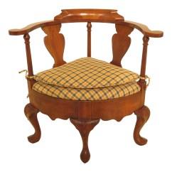 Wooden Corner Chair Exercises For Obese Etsy 46477ec Harden Model 778 Cherry