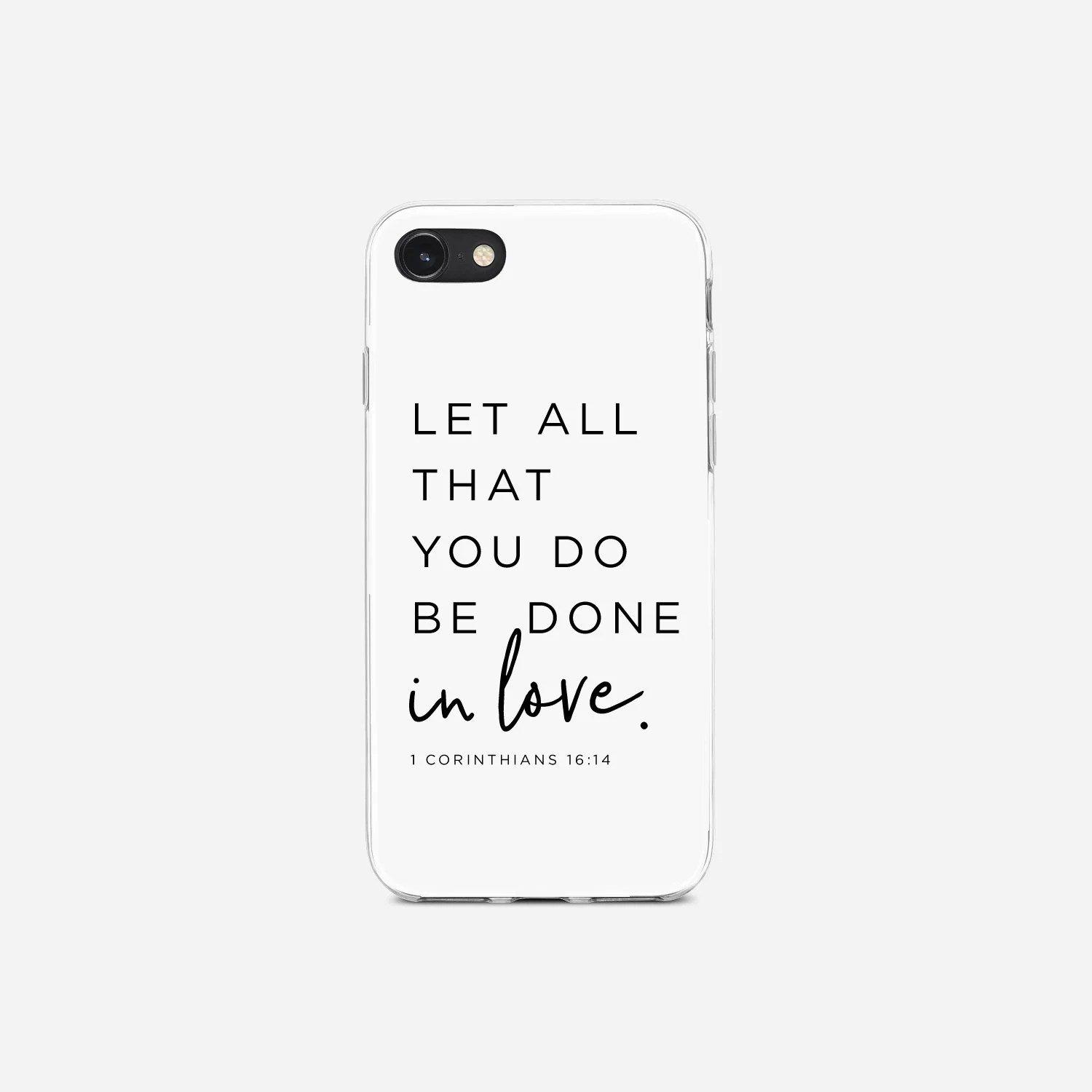 Bible Verses Phone Case Iphone Case Samsung Galaxy Case