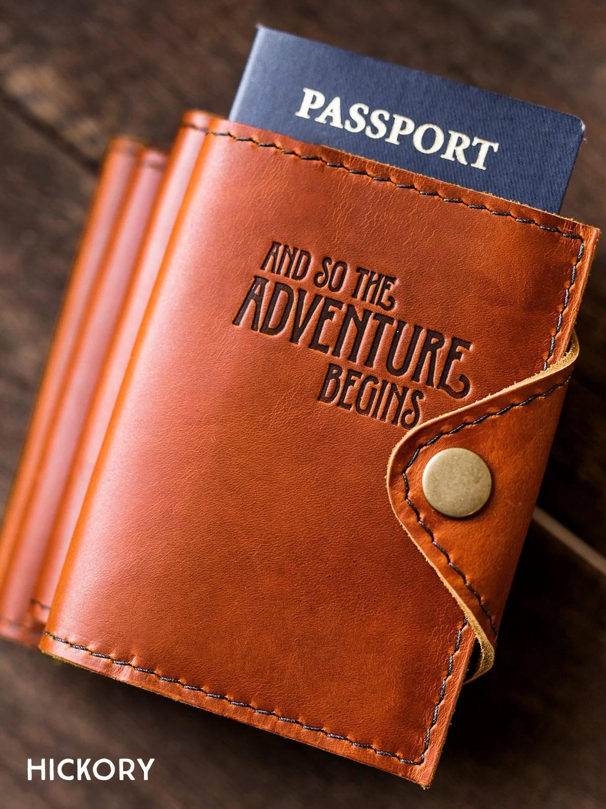 Passport Cover Travel Passport Personalized Cover... Custom image 1