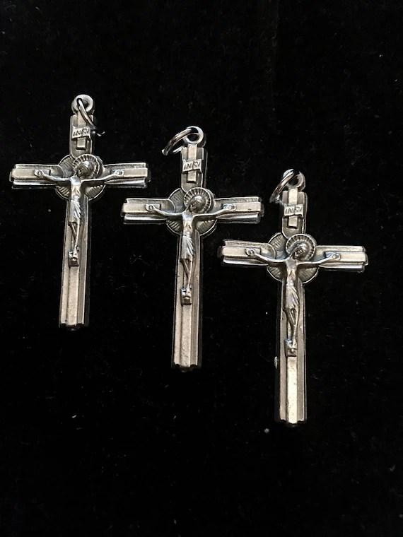 jesus halo crucifix lot
