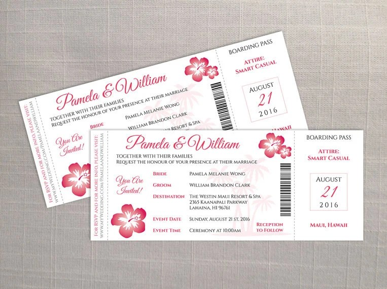 Want to create your wedding invitation yourself? Diy Printable Wedding Invitation Card Template Editable Ms Etsy