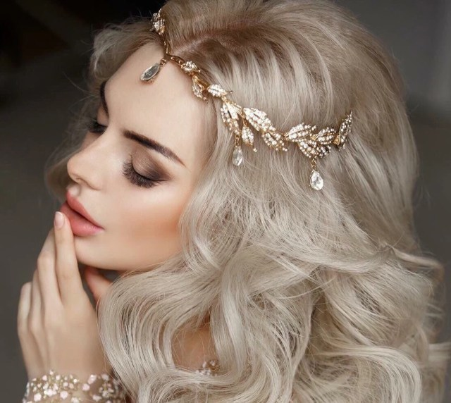 crown leaf headdress perfect for halloween costume, leaf