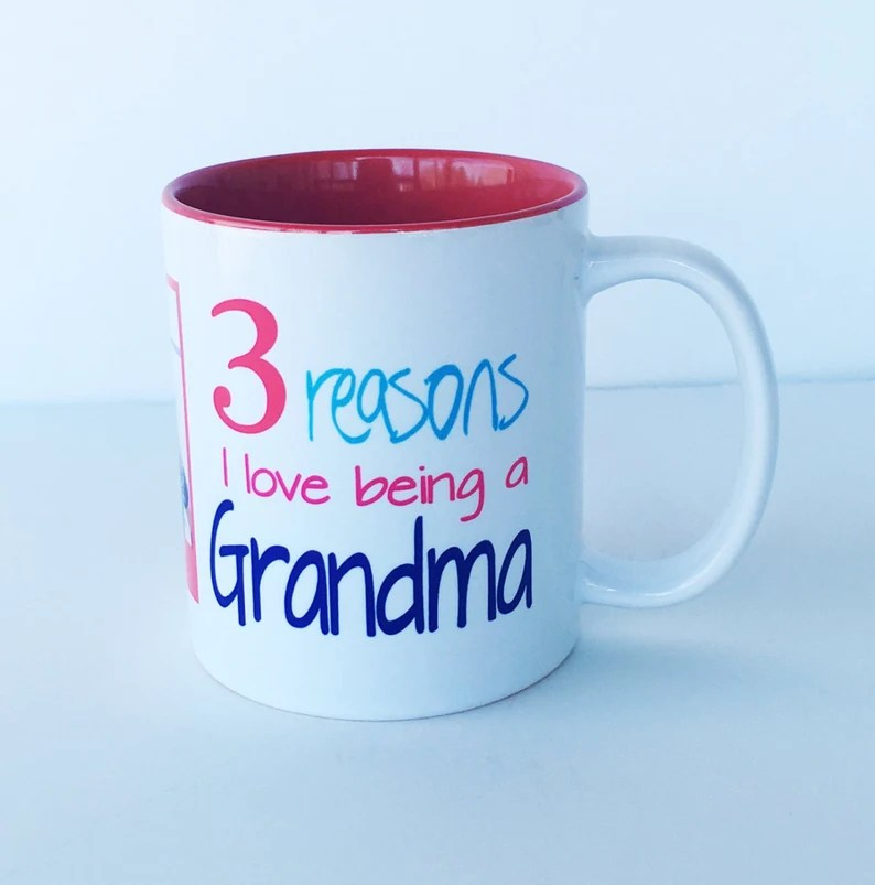 Download So Many REASONS I Love Being a Mommy Grandma Grannie Daddy ...