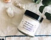 Leg Cramp Rub // Cure the Cramp Massage Oil // Pregnancy and Nursing Safe // 4oz Glass Jar // 100% Pure // Organic // Pregnancy Gift