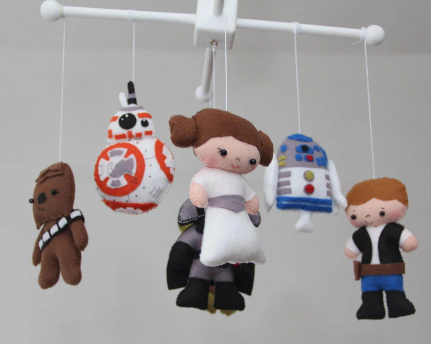 Star Wars Baby Mobile Kindergarten Star Wars Mobile Darth