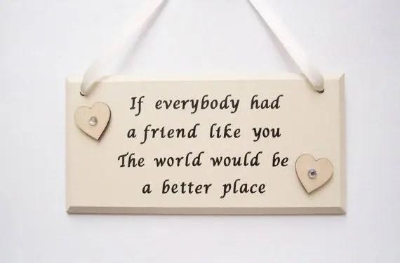 best friend gift etsy