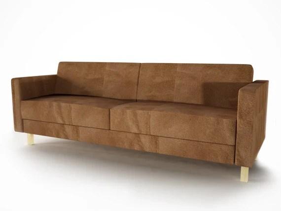 Housse Pour Ikea 3 Places Karlstad Canapé Pas Clic Clac