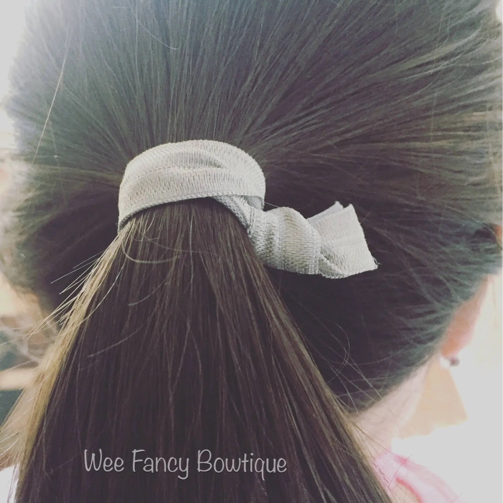CUSTOM BACHELORETTE Hair Tie Favors To Have and To Hold Your image 2