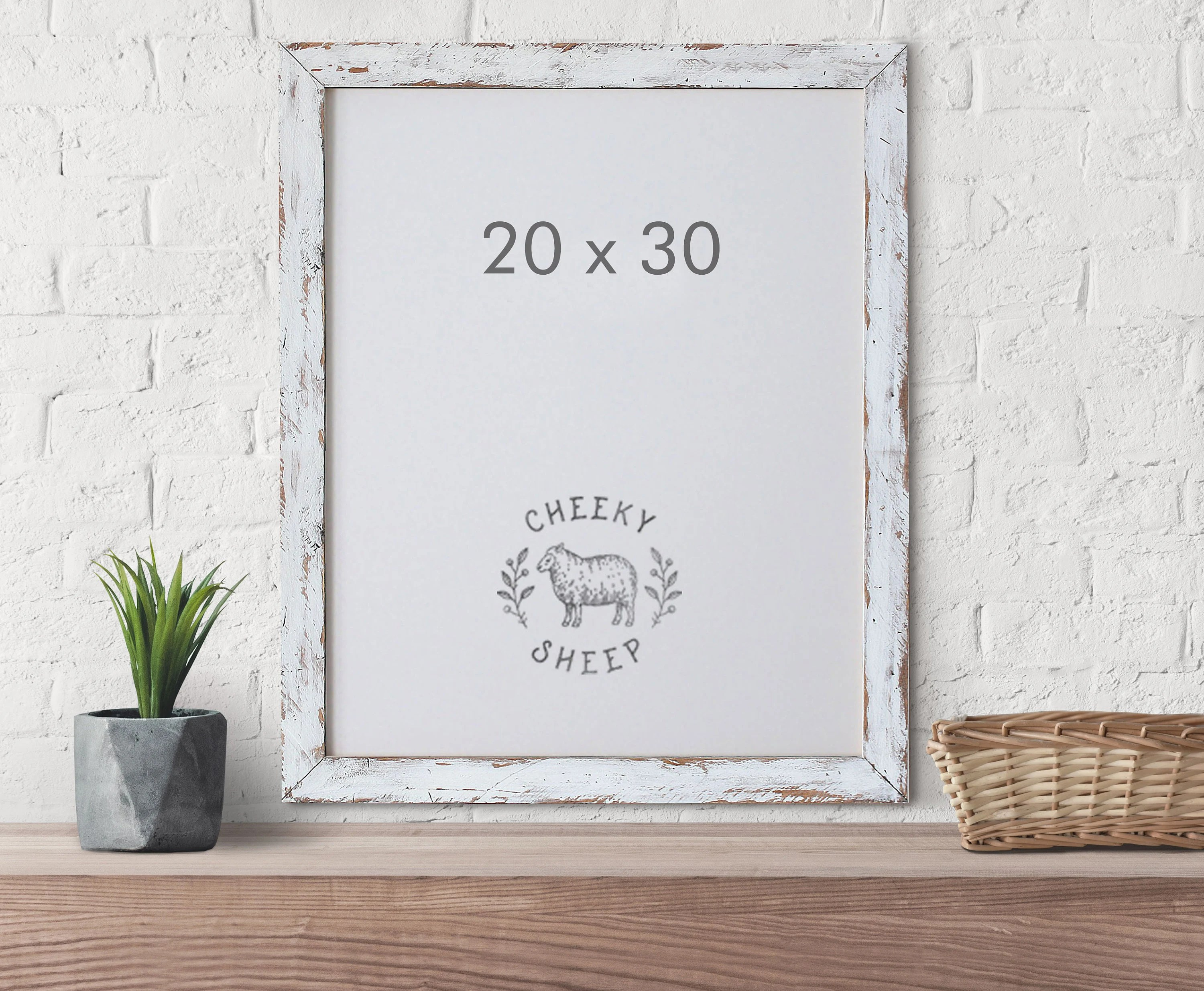 20x30 picture frame etsy
