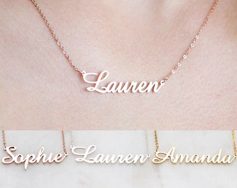 dainty personalized jewelry handcrafted