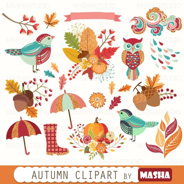fall clipart autumn