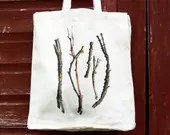 Sticks and twigs Canvas b...