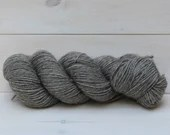 West Yorkshire Spinners - Illustrious Naturals - Colour: Pebble #034 - 100g - undyed yarn Falkland Island wool - British Alpaca - DK weight