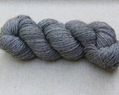 Illustrious Naturals - WYS - Colour: Slate #036 - DK Knitting wool 100g - Undyed yarn - Falkland Island wool - British Alpaca
